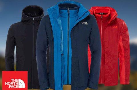 The North Face prémium minőségű férfi kabátok