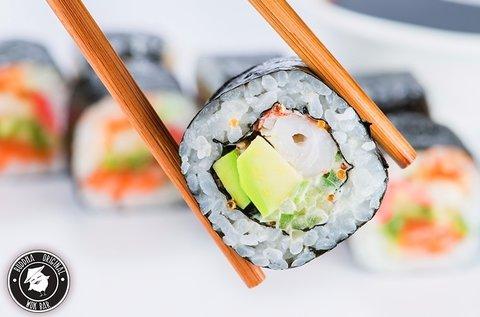 8 db-os sushi kombináció helyben fogyasztással