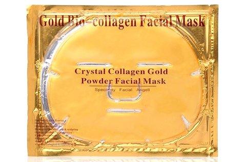 2 db-os kollagén arany arcmaszk csomag