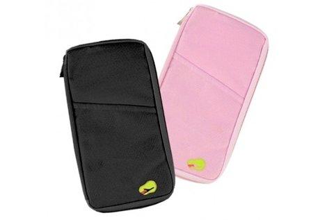 Rózsaszín vagy fekete iratrendezőtárca