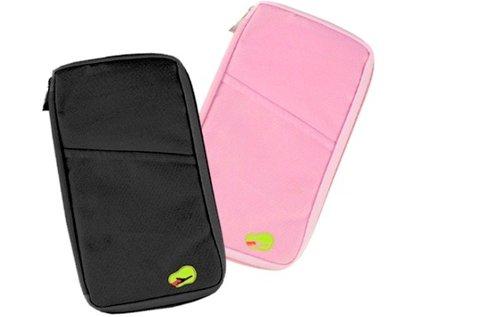 Fekete vagy rózsaszín iratrendező tárca