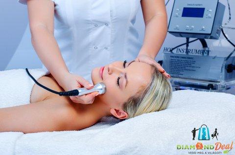 6 lépéses tű nélküli extra botox hatású bőrfeszesítés
