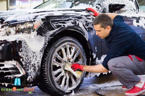 Külső-belső autómosás minőségi termékekkel