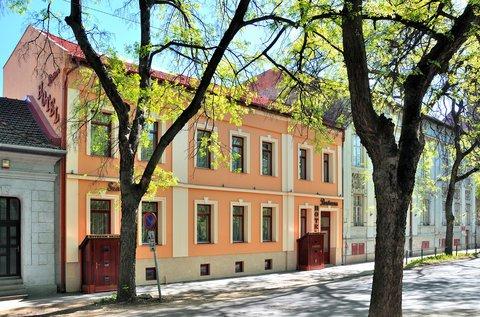 Őszi pihenés Szeged belvárosában