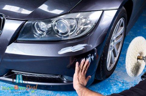 Teljes körű autópolírozás minőségi termékekkel