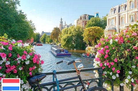 Fedezzétek fel Amszterdamot!