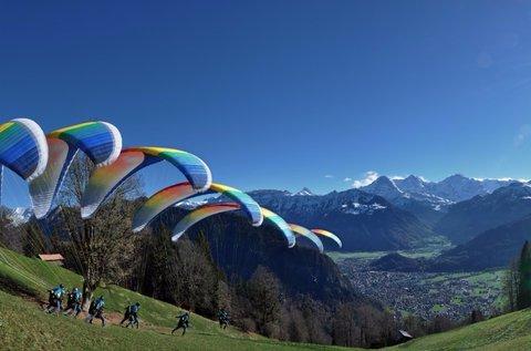 Éld át a repülés élményét tandem siklóernyőzéssel!