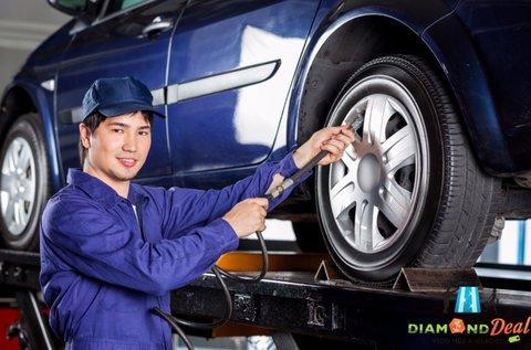 Téli gumi csere a biztonságos autózásért