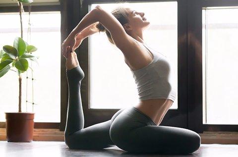 4 alkalmas Hatha jóga bérlet