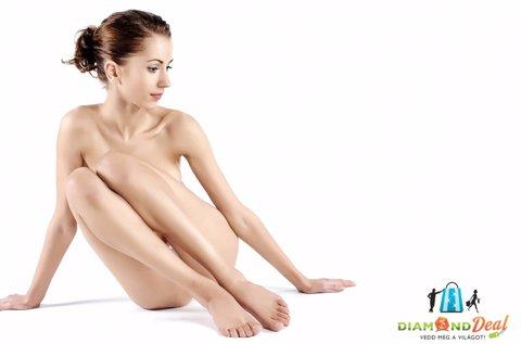 3 alkalmas SHR szőrtelenítés teljes testre