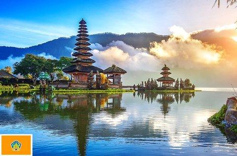 1 hetes feltöltődés a meseszép Balin repülővel