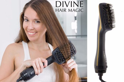 Magic Dryer & Styler elektromos hajszárítókefe