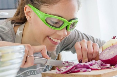Onion Proof Shield konyhai védőszemüveg