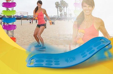 Simply Fit Board fitness deszka edzés DVD-vel