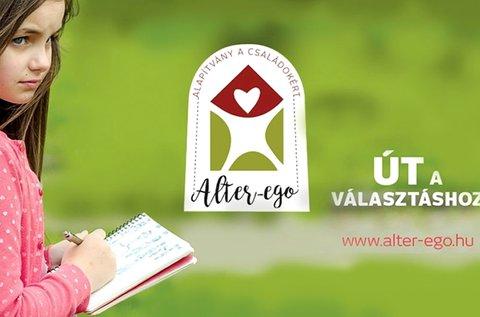 Támogasd az Alter-ego Alapítvány munkáját!