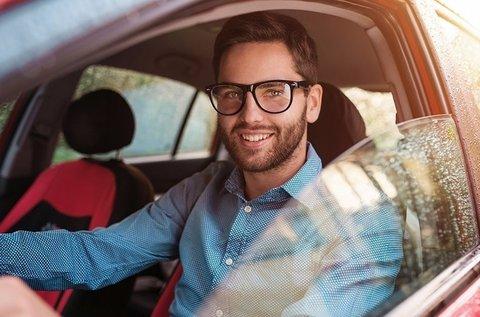 Szemüveg autóvezetéshez