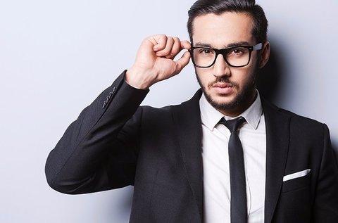 Komplett szemüveg készítés kerettel