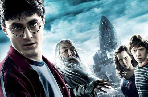 Harry Potter nyomában szabadulós játék 2-6 főnek