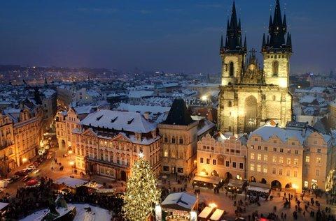 Izgalmas kirándulás adventi hangulatban Prágában