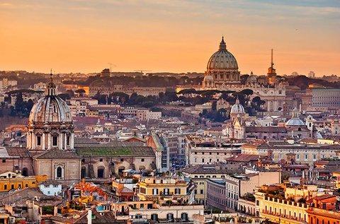4 napos kiruccanás a csodás Rómában