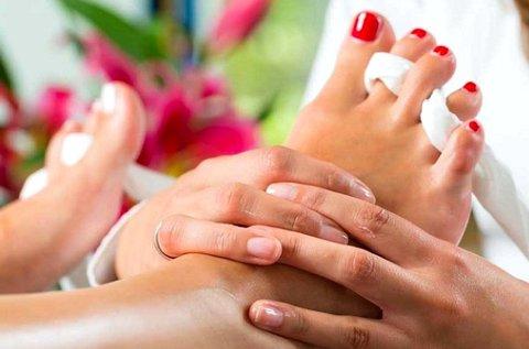 Pedikűr ápolással a gyönyörű, ápolt lábakért