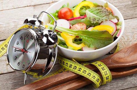 Személyre szabott étrend receptekkel és tanácsokkal