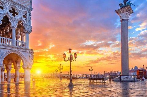 3 nap felhőtlen pihenés Velencében