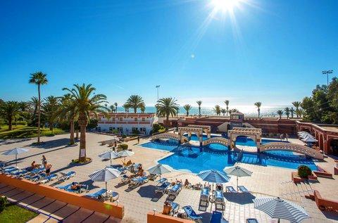 8 napos mesés pihenés Marokkóban repülővel