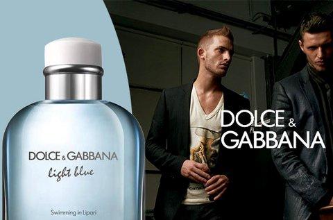 Dolce & Gabbana férfi parfümök