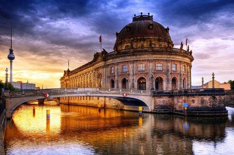 4 napos városlátogatás Berlinben repülővel