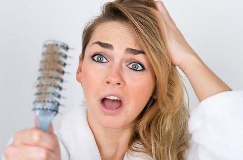 Soft lézeres sokkterápia erős hajhullás ellen