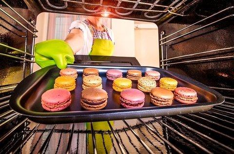 Macaron készítő tanfolyam hazavihető desszertekkel