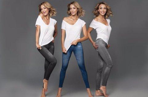 3 db Slim and Lift Jeans nadrág