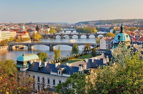 Élménydús pihenés Prága városában