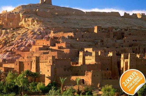 Egzotikus városnézés Marrakesh szívében