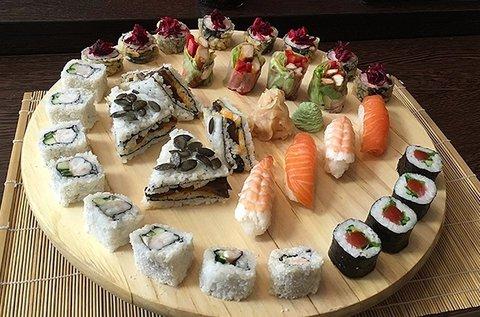 Őszi japán menü 2 fő részére