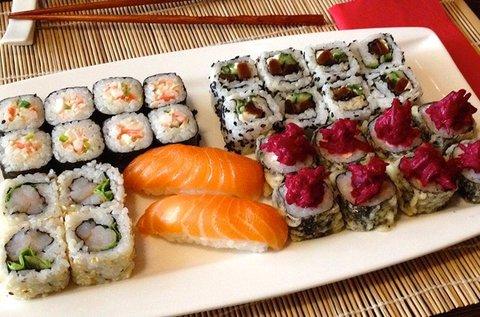 3 fogásos japán menü 2 fő részére