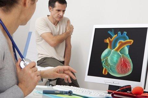 Alapos szívállapot vizsgálat 3D-s kép alapján