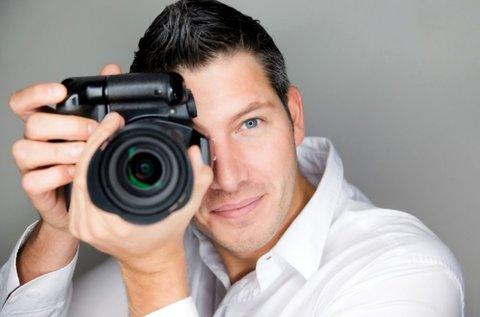 Stúdió vagy szabadtéri fotózás választható témában