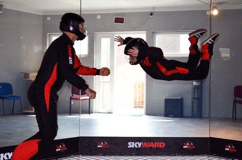 Gyermek belépő a SkyWard szélcsatornába
