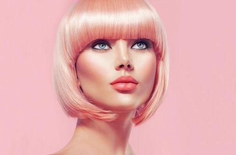 Melír vagy festés intenzív argánolajos hajpakolással