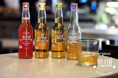 Blob Bio italok 330 vagy 750 ml-es kivitelben
