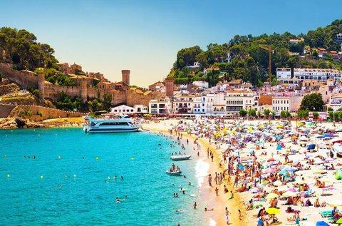 8 napos álomnyaralás Costa Braván repülővel