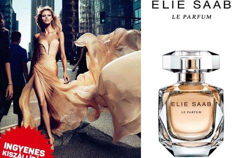 Elie Saab eredeti női parfümök és EDT-k
