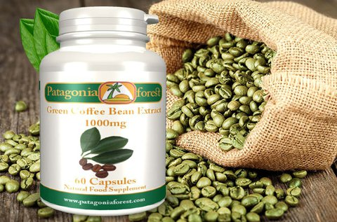 1000 mg-os zöld kávé kapszula fogyókúrázóknak
