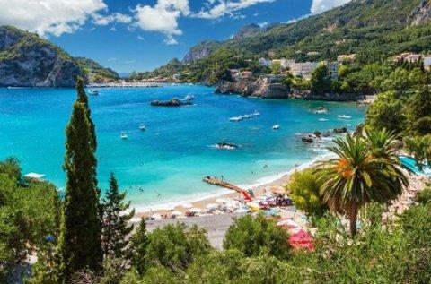 1 hetes nyaralás Korfun repülővel