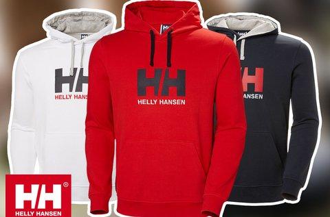 Helly Hansen Hoodie meleg, kapucnis férfi pulóver