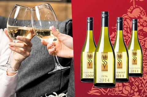 Tokaji  Édes Álom bor a Vissy Pincészettől