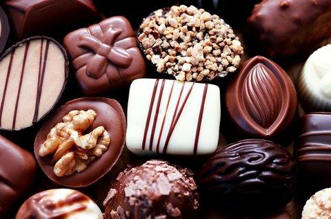 Csokoládé világa workshop 3 órában