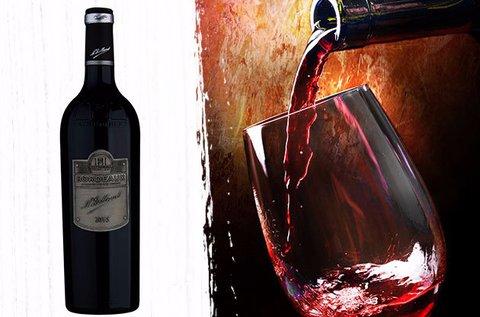 Raymond Huet Bordeaux 0,75 l-es vörös száraz bor